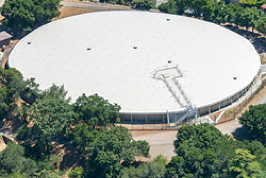 cst aluminum domes and covers