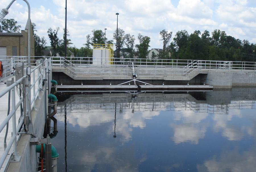 Wastewater authority streamlines process monitoring