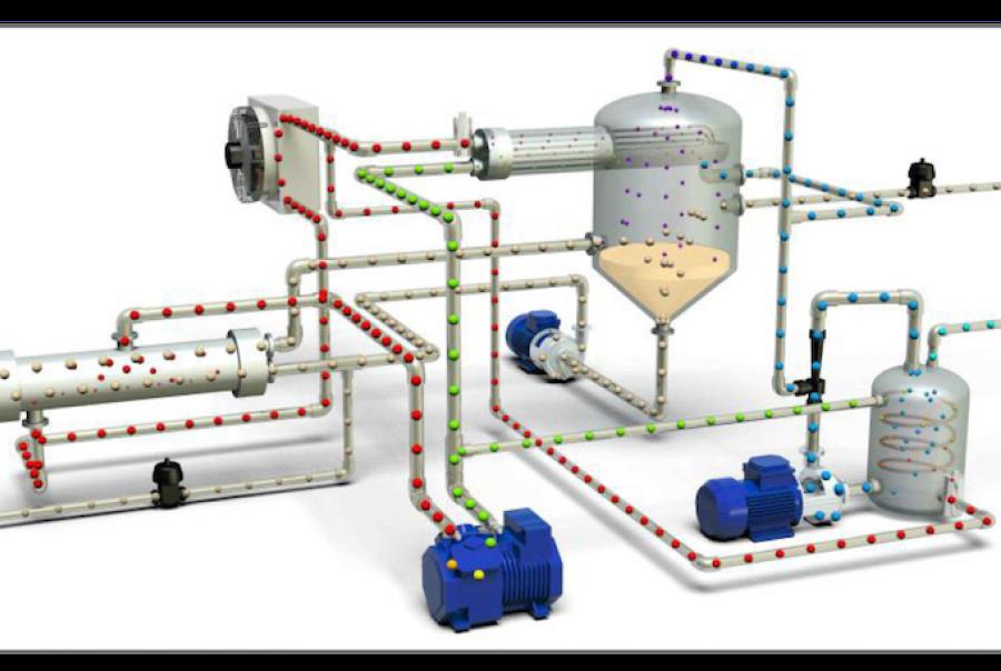 Evaporators Provide Economical Solution