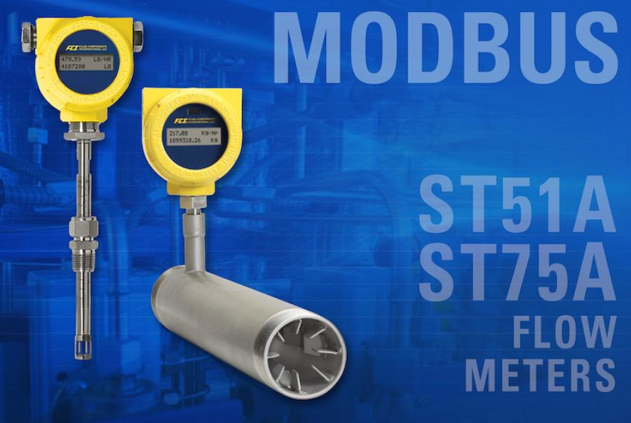 New FCI flow meters available