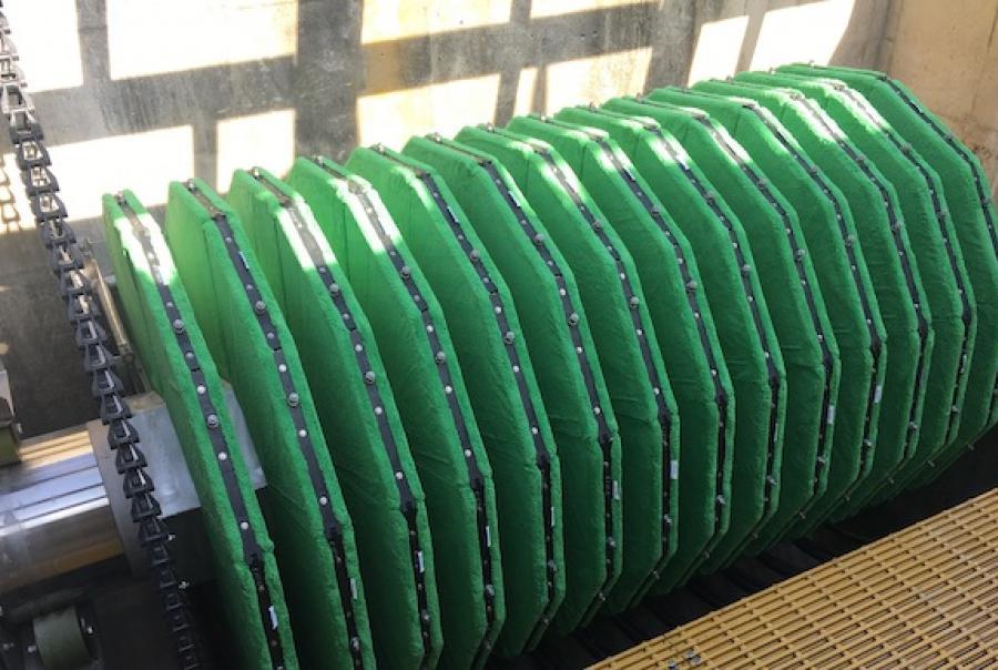 AquaStorm filter system