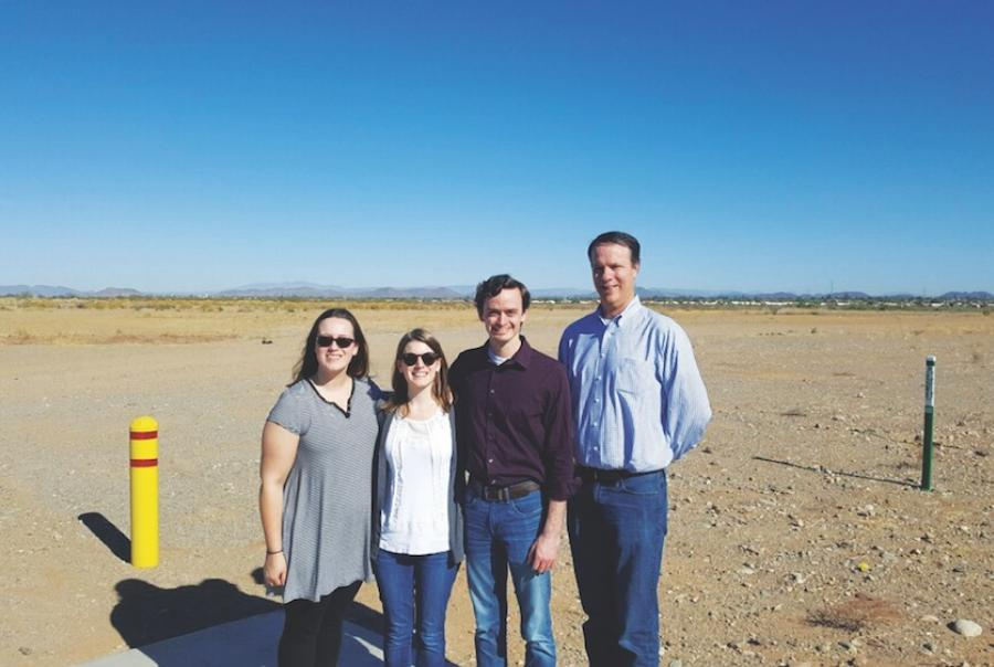 The WWD team recounts their top project site visits in Arizona