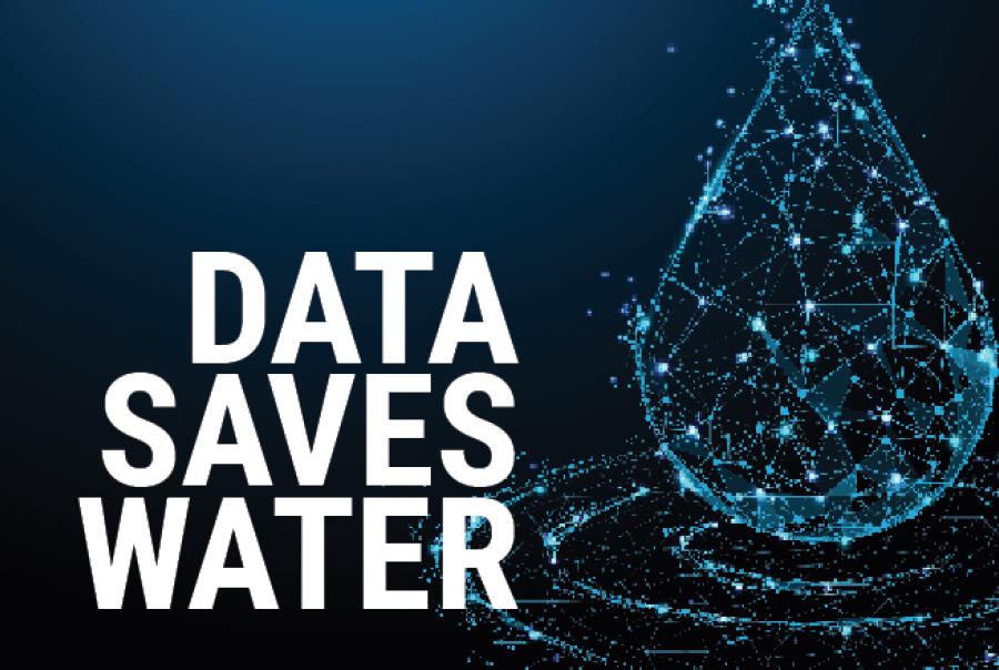 Data Saves Water
