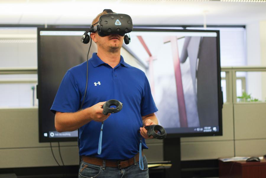 LAN Virtual Reality