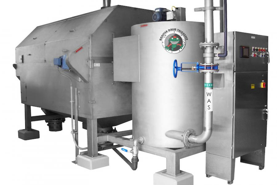 Monster Drum Thickener by JWC Environmental.
