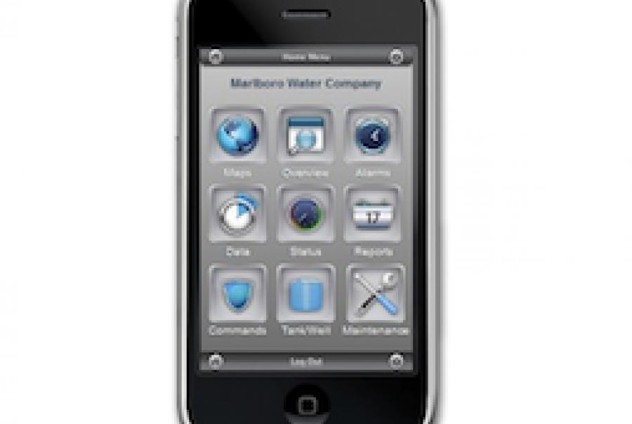 SCADA Mobile Site