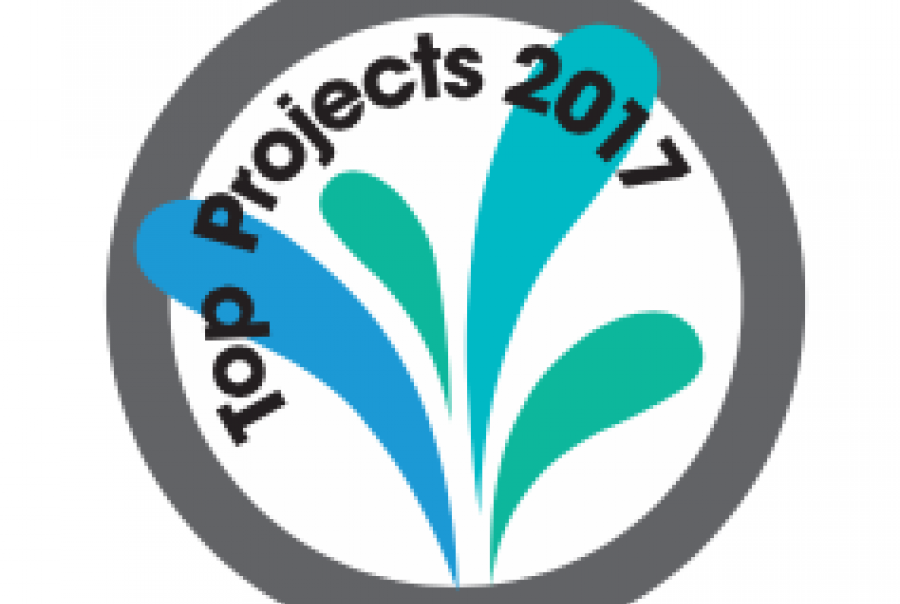 2017 Top Industrial Water & Wastewater Projects