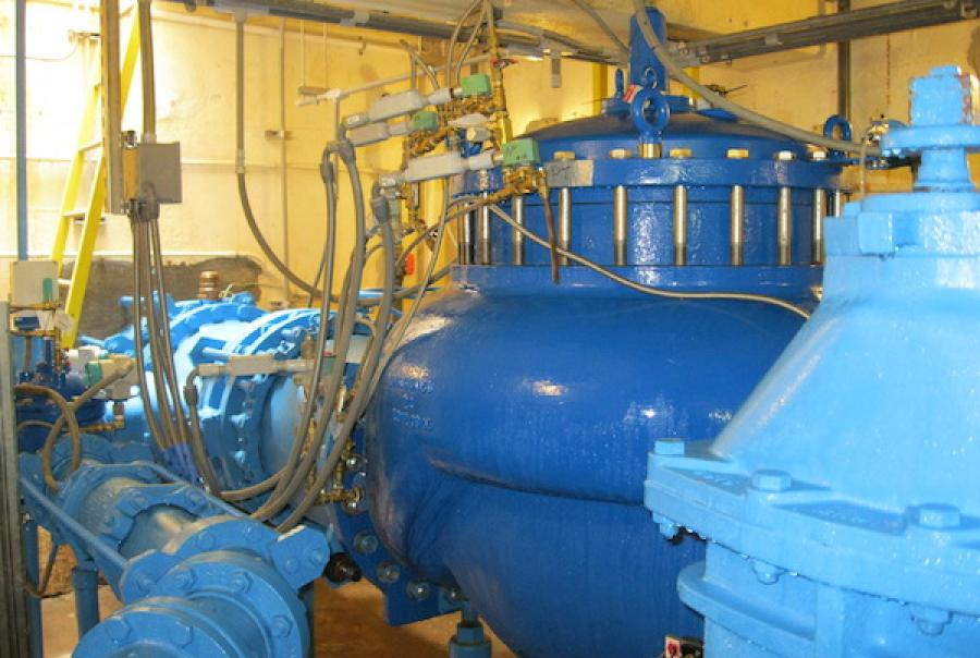 Michigan City Reduces Water Supply Costs