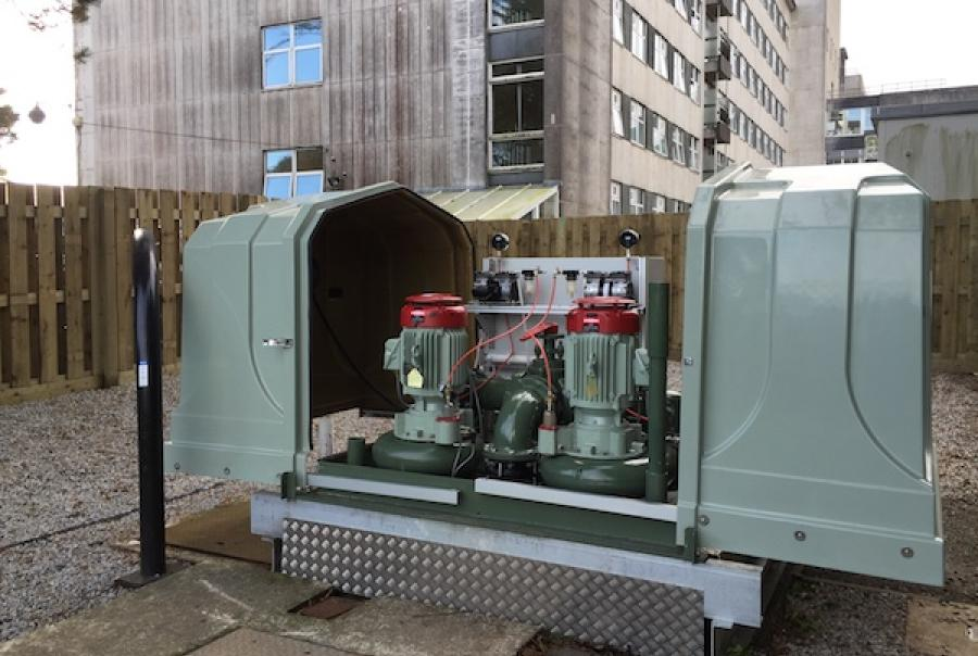 Lift Station Eliminates Confined Space