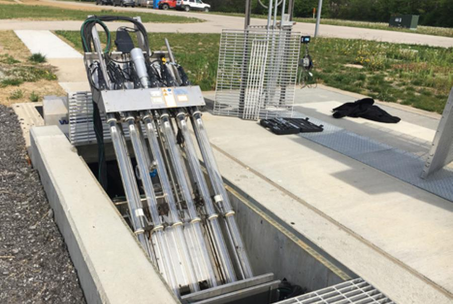 UV System Key to Future Expansions at Indiana WWTP