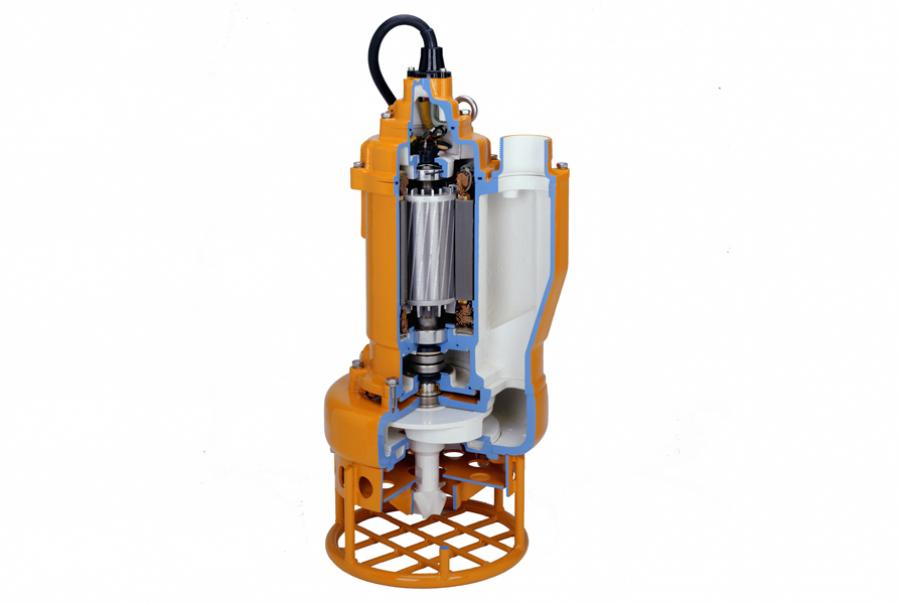 Change seal oil for KZN BJM pumps in 12 steps