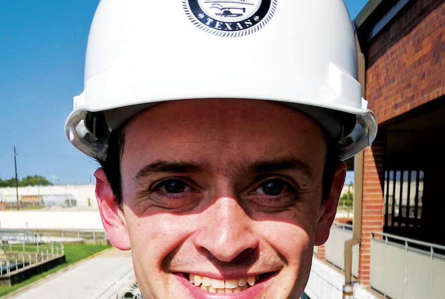 Bob Crossen writes on cultivating young talent in the water industry