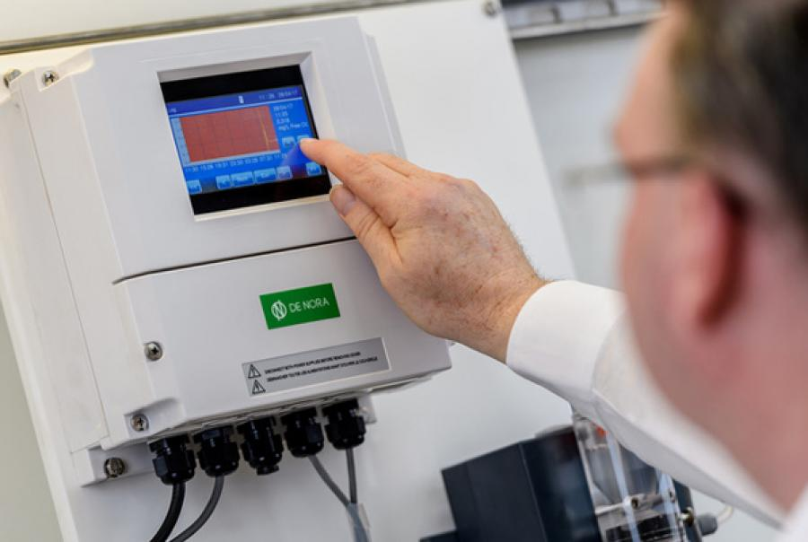 water analysis system offers measurement and control of critical elements