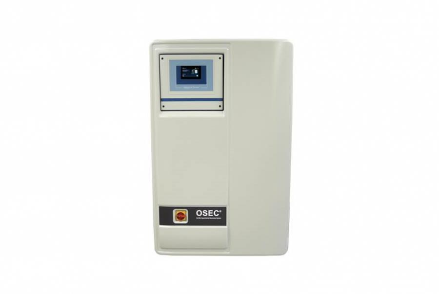 Unit offers easy installation & small footprint