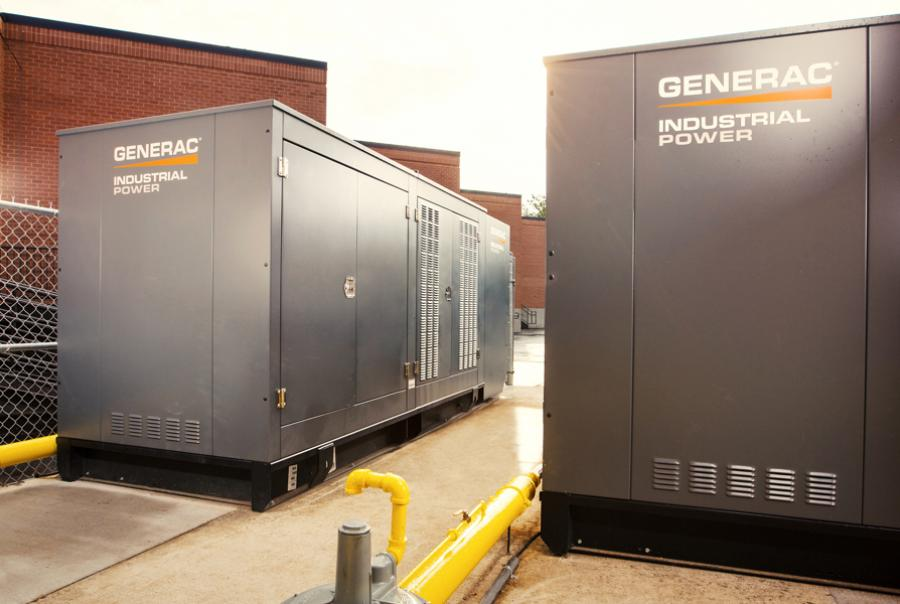 Generators provide flexibility & reliability