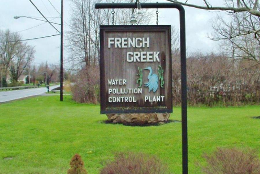 French Creek is a WWTP that is environmentally conscious