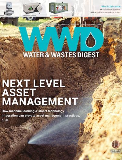 April 2019 WWD cover