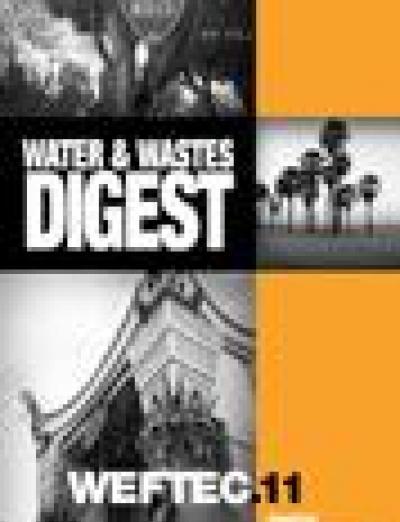 Digital Edition WEFTEC.11 Show Companion cover