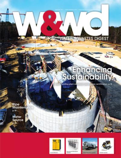 wwd, water and wastes digest, february, 2017, issue, magazine
