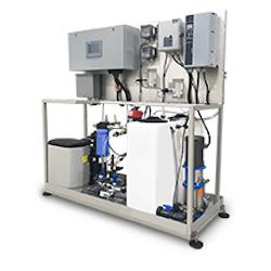 Disinfectant Control System